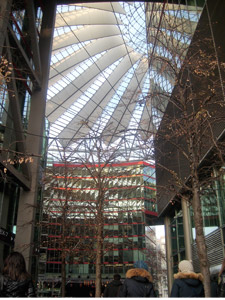 travelxsite berlin stadtfuehrung highlights sony center