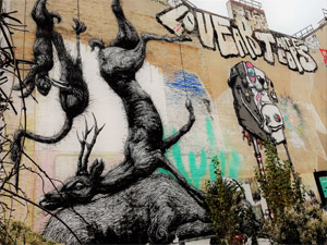 travelxsite east side gallery und kreuzberg wild kulinarisch wand graffity