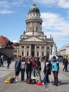 travelxsite berlin group tour gendarmenmarkt